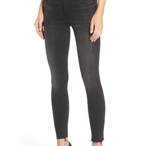 MOTHER Jeans - ✨NEW mother denim ankle fray Night hawk